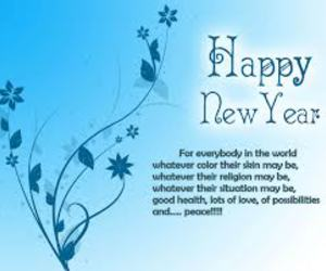 new year and happy new year image