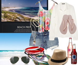 beach, love fashion, and freedom image