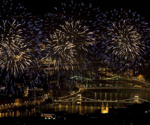 budapest, new year, and 2015 image
