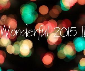 beautiful, bokeh, and new year image