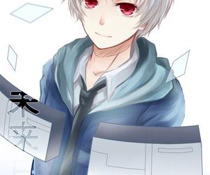 Mirai Nikki Anime And Akise Aru Image