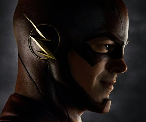 flash, grant gustin, and the flash image