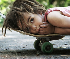 skate, kids, and child image