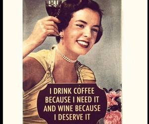 coffee, oldschool, and poster image