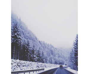 austria, girl, and winter image
