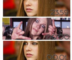 Avril, bye, and eve image