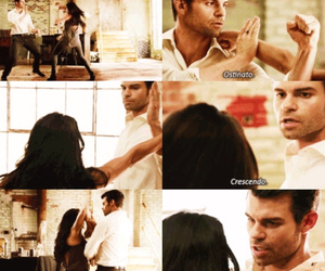 gia, The Originals, and elijah mikaelson image