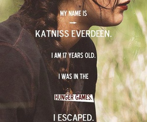 katniss everdeen, the hunger games, and katniss image