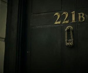 baker street, sherlock, and 221b image