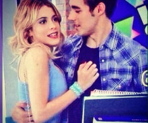 he's mine, violetta, and jorge blanco image