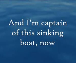 captain, ed, and Lyrics image