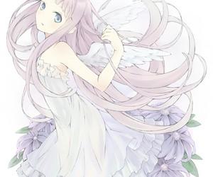 angel and anime image