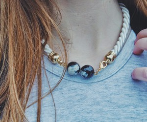 accessories, crystals, and fashionista image