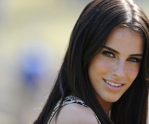 beautiful and Jessica Lowndes image