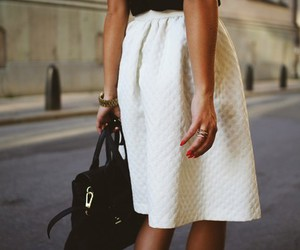 skirt, fashion, and style image