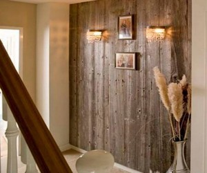 pallets wall, pallets wall works, and pallets walls ideas image