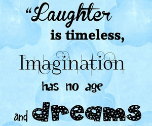 Dream, life, and never too old image
