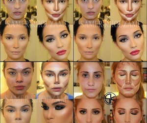 eyes, make-up, and make up image
