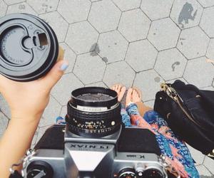 adventure, camera, and fashion image