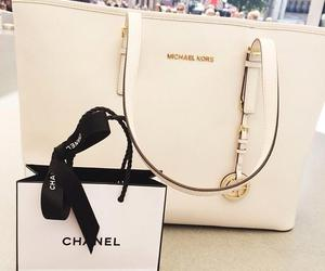 chanel, Michael Kors, and bag image