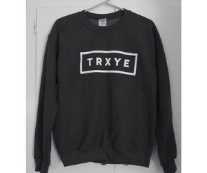 troye sivan, clothes, and hoodie image