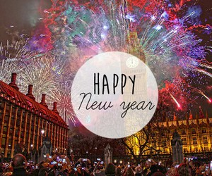 new year and year image