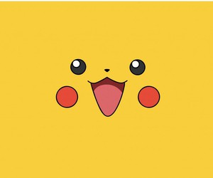 pikachu, pokemon, and yellow image