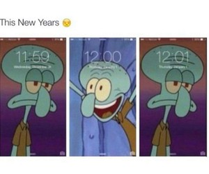 new year, funny, and 2015 image