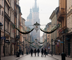 cracow, Krakow, and scenery image