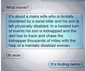 finding nemo, nemo, and funny image