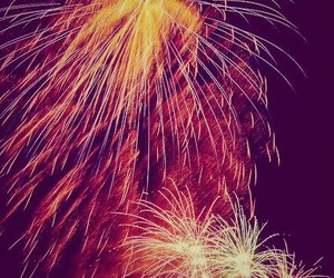 color and firework image