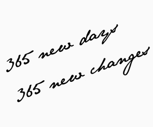 365, 2015, and new days image
