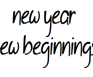 new year, quotes, and year image