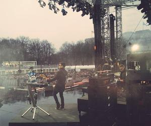 berlin, tokio hotel, and soundcheck image