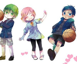 kuroko no basket and generation of miracles image