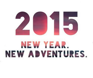 2015, new year, and adventure image