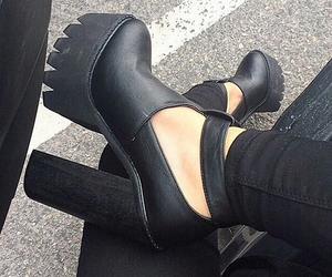 black, fashion, and lovely image