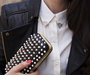 classy, clutch, and accessoire image
