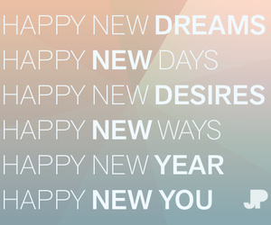 new year, dreams, and desire image
