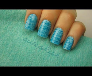 blue and stripes image