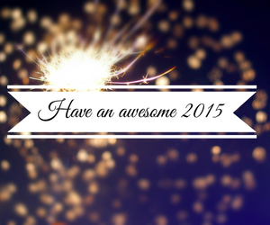 awesome, celebration, and happy new year image
