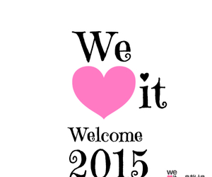 happy new year, inspire, and new year image