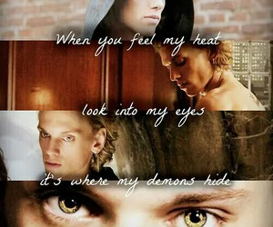 jace wayland, jace, and the mortal instruments image