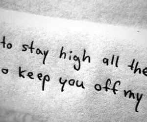 high and stay high image