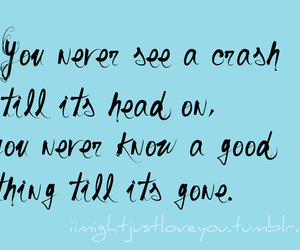 crash, quote, and tumblr image