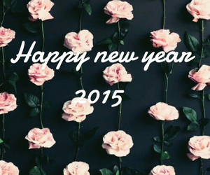happy new year, 2015, and new year image