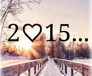 happy new year and 2015 image