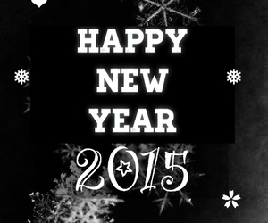 new year, 2015, and happy new year image