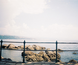 sea, photography, and hipster image