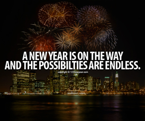 have fun, new years, and quotes image